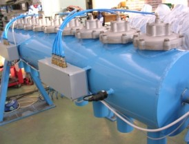 Tanques Full Imersion